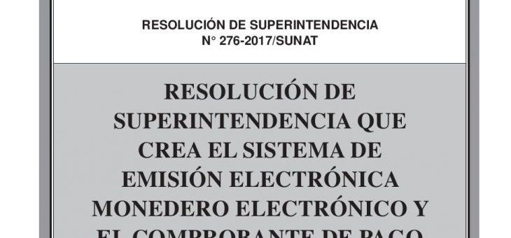 Acosta & Asociados del Perú informa: